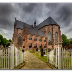 St Gertrudis Kerk Workum.