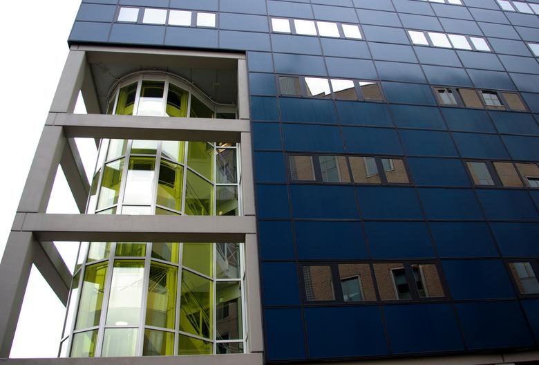 gebouw -