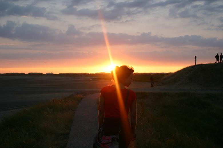 IMG_7039 - Terschelling Zomerse Zonsondergang