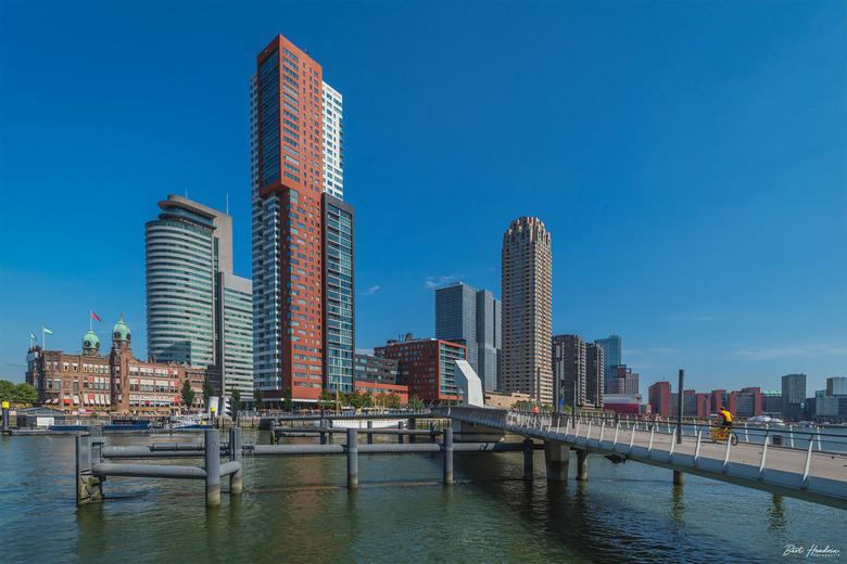 Rijnhavenbrug - Rijnhavenbrug - Rotterdam