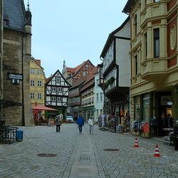 Quedinburg Duitsland.