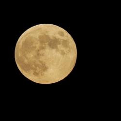 volle maan 6 juni 2020 20:30 uur