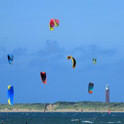 Kitesurfing: sport, zon en zee!