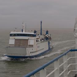 Boot naar Terschelling