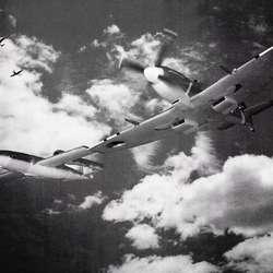 Spitfire met V1