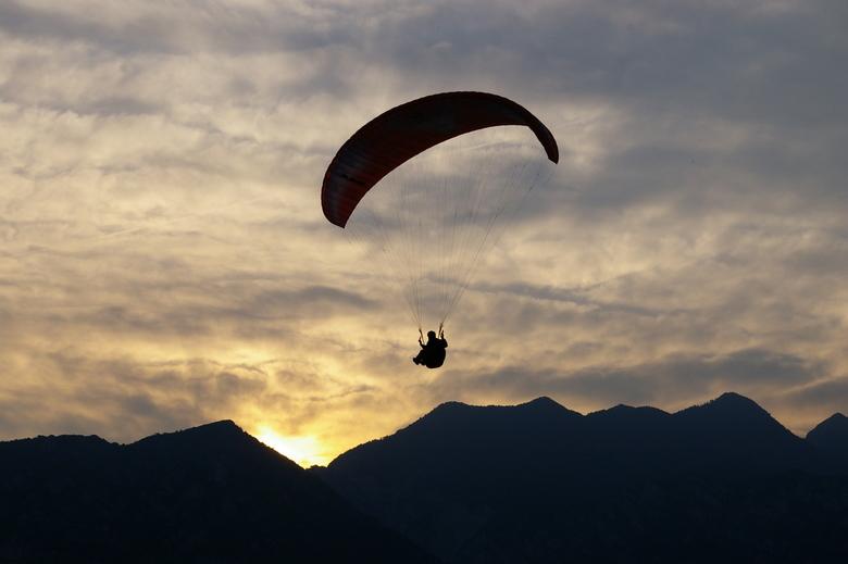 Paragliding Monte Baldo -