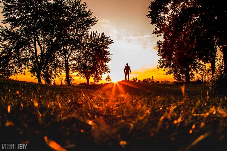 Chasing the sun -