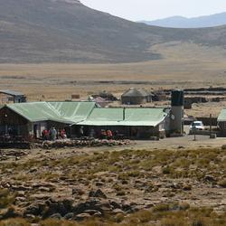 Hoogste pub van Afrika