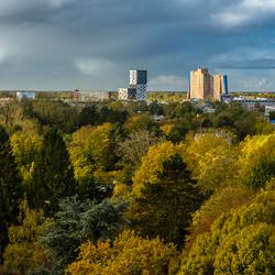 Herfst in Groningen