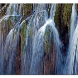 Watervallen van de Plitvice meren