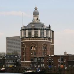 Watertoren Rotterdam De Esch