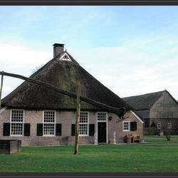 Boerderij nabij Oosterhesselen Drenthe