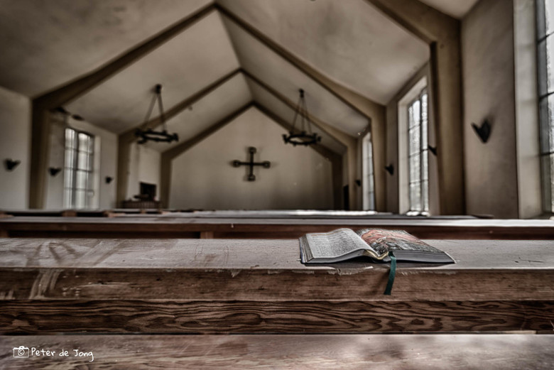 Abandoned church Germany -