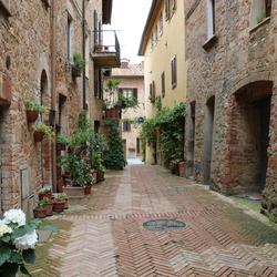 Toscane, Pienza