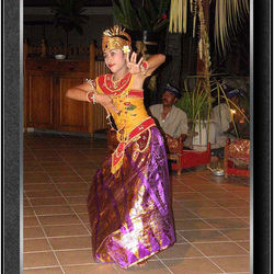 Danseresje van 11 jaar oud