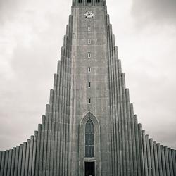 Hallgrímur, Reykjavik
