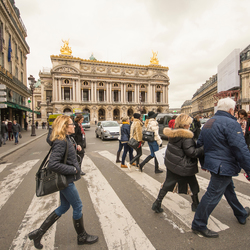 Parijs - Place de l'Opéra - Opéra Garnier - 01