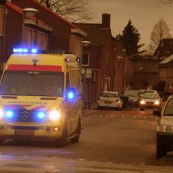 Ambulance met spoed