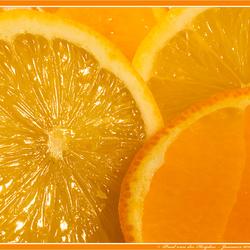 Sinasappel en citroen