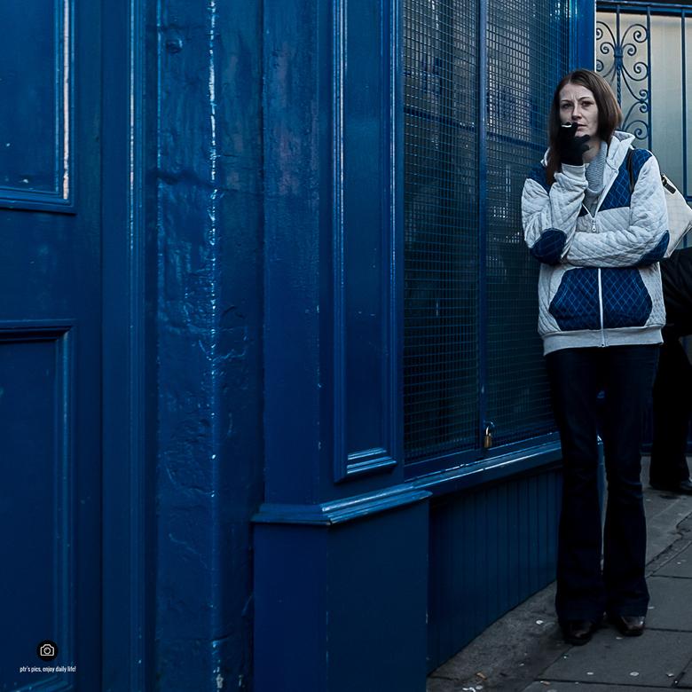 edinburgh blue  -