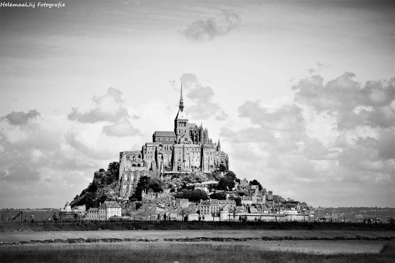 Mont St. Michel -