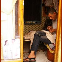 Kleermaker Tanger   straatbeeld 6