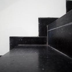 Marmeren trap