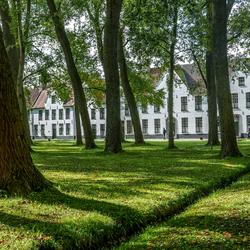 Begijnhof in Brugge
