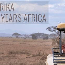 25 jaar Afrika