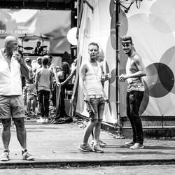 Boys @ the Gaypride Amsterdam