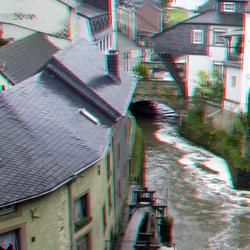 Saarburg Germany 3D