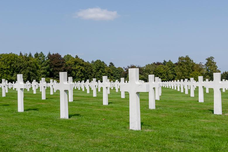 Amerikaans kerkhof -
