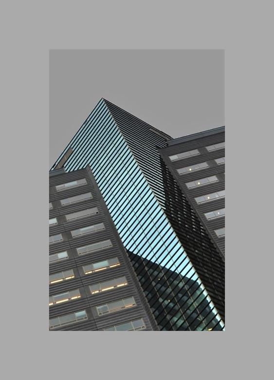 Millennium Tower . . - WESTPOORT wijk Sloterdijk - . . . 24 etages hoog. <br /> Behoort tot de 10 hoogste gebouwen van Amsterdam.