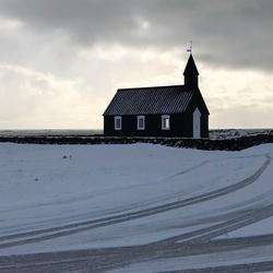 Budir Kirkja, Sneafelsness IJsland