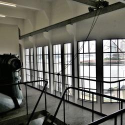 machinekamer tunnelgebouw zuid