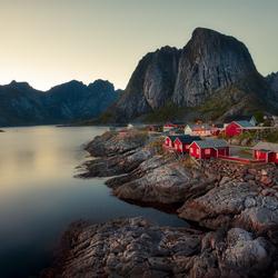 Hamnoy - Noorwegen