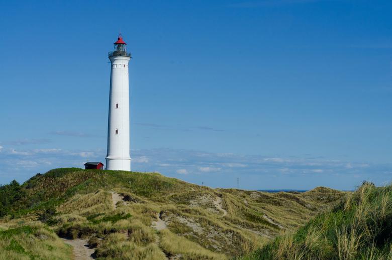 Lyngvig Lighthouse Hvide Sande -