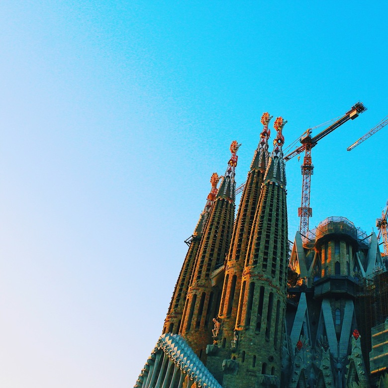 Barcelona days -
