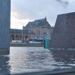 Hoog water in Groningen