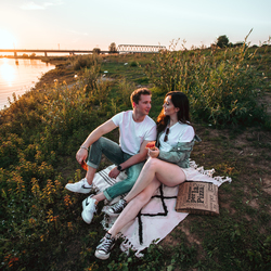 Loveshoot aan de Ijssel in Deventer