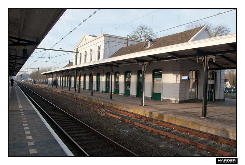 station meppel | architectuur foto van deharder | zoom.nl