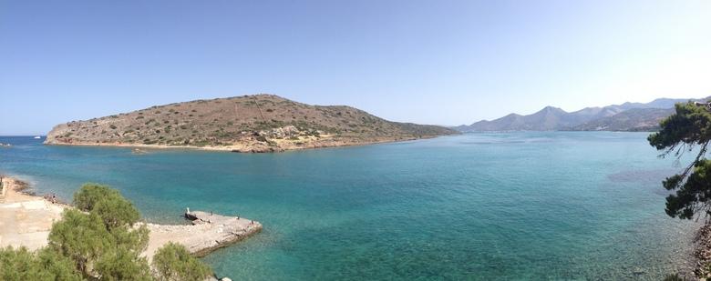 Uitzicht vanaf Kalidonia -
