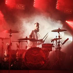 Drummer van The Dirty Daddies