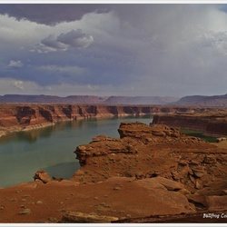 Colorado river USA 2012