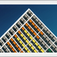 Groningen: 'Piramide in kleur'