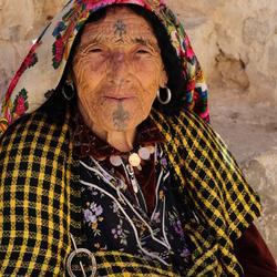 Tunesische Vrouw