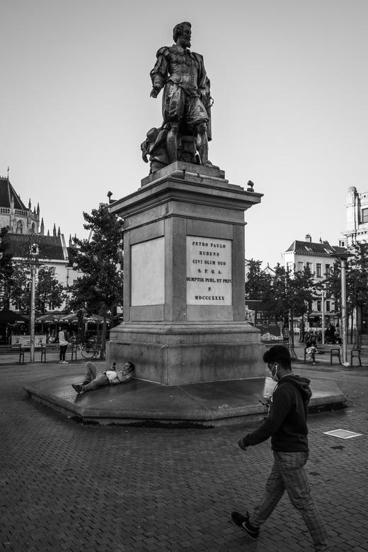 Antwerpen - Groenplaats  -
