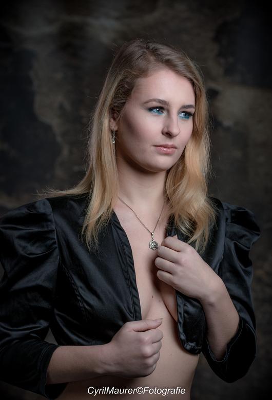 Beauty in Black -