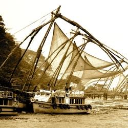 Chinese visnetten- Zuid India.