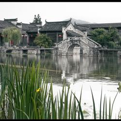 China traditional village